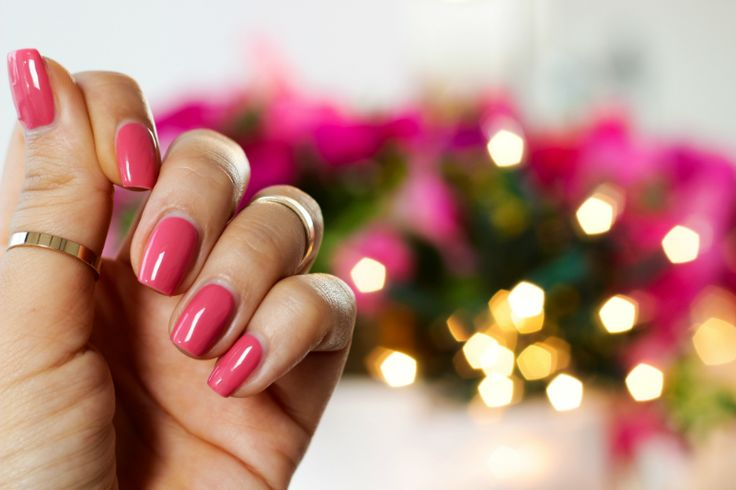 Kosmetyczna Hedonistka Blog: Beauty | Lifestyle: SEMILAC PINK ROSE 064 CZYLI LAKIER HYBRYDOWY W ODCIENIU BRUDNEGO RÓŻU.