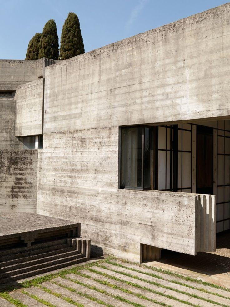 709 besten brutalismus bilder auf pinterest beton for Architektur brutalismus