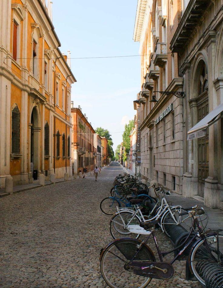 Ferrara and the Origin of Urban Planning - #unescoworldheritage #italy