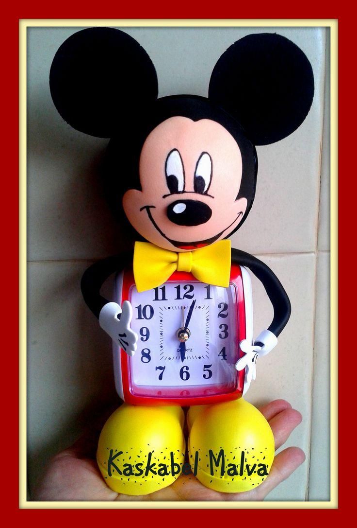 Fofureloj Mickey Mouse by Kaskabel Malva