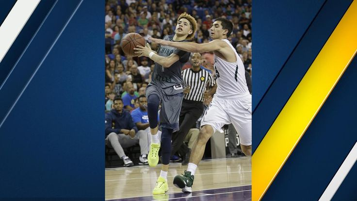 LaMelo Ball scores 92 points for Chino Hills High School ...