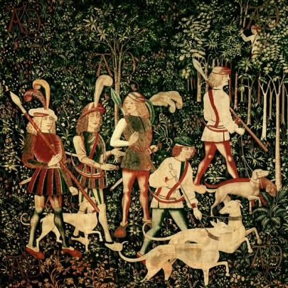 Hunt of the Unicorn - the Hunt Begins - The Hunt of the Unicorn - Wikipedia, the free encyclopedia