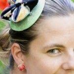 Claire Quillier…quella dei cappellini e del tessuto giapponese!