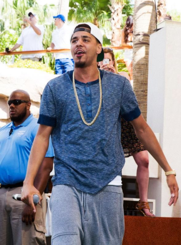 J. Cole is just too adorable