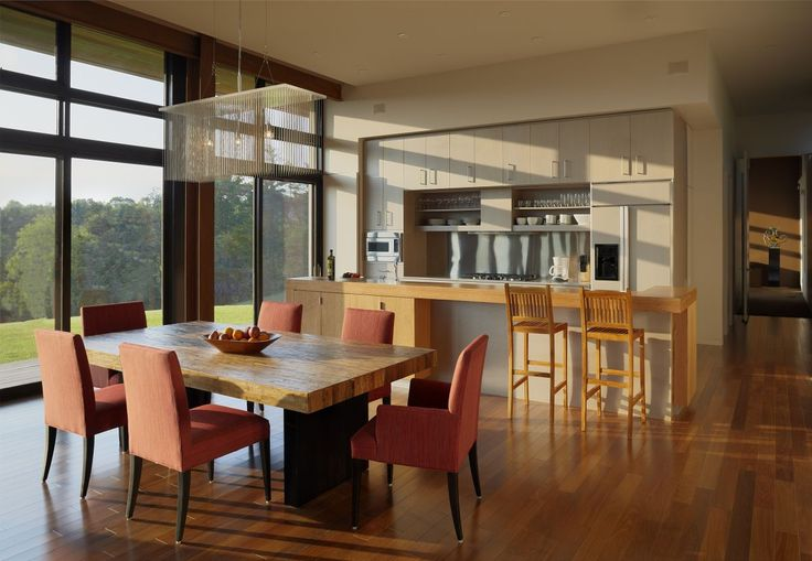 NORTH CAROLINA: Leicester House by SPG Architects. 8/22/2012 via @Contemporist .com