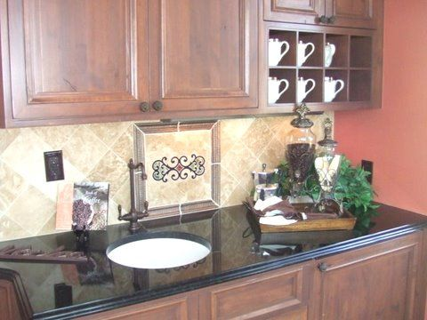 Staging Kitchen Counters Staging A Kitchen Counter Adds