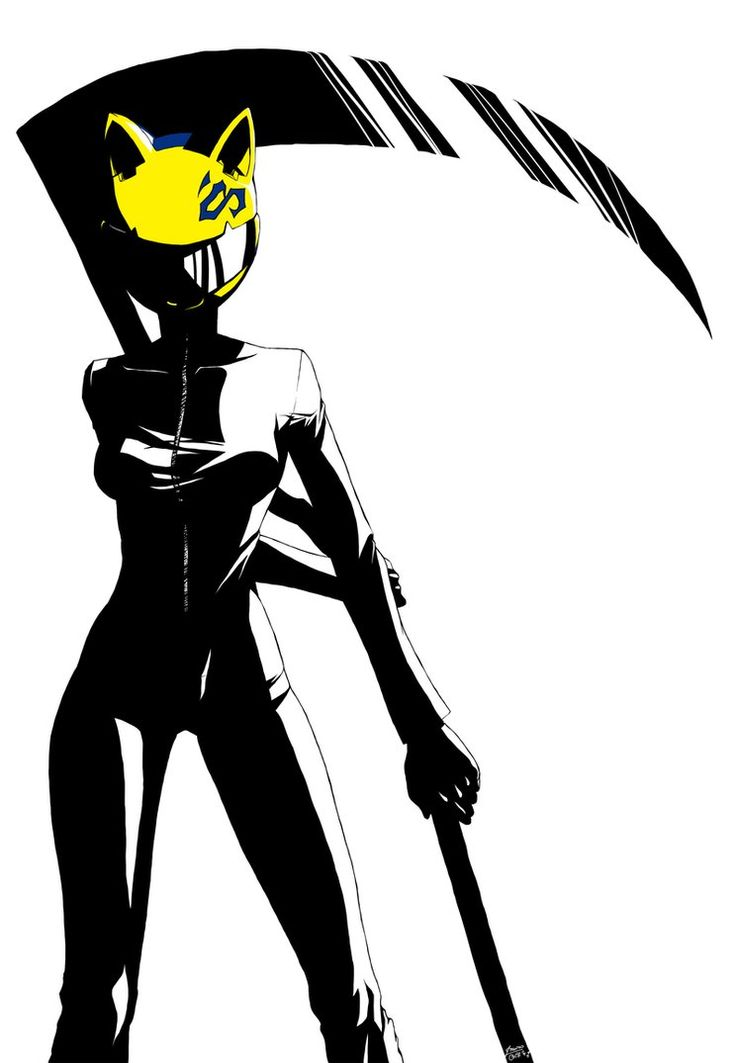 Celty by ~Chibimouto-chan on deviantART