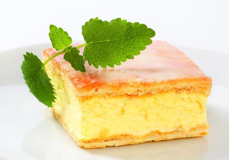 Prăjitură cu cremă de brânză și lămâie   Retete culinare - Romanesti si din Bucataria internationala