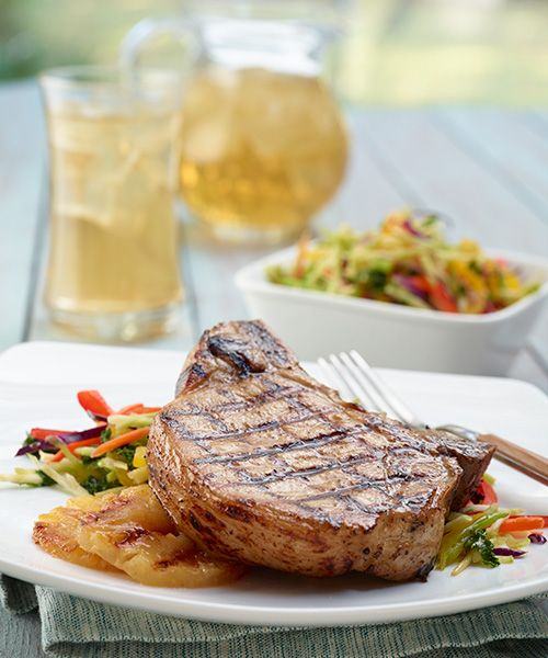 Asian grilled pork recipes