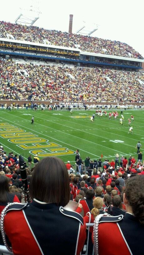 Bobby Tech Football stadiums, College