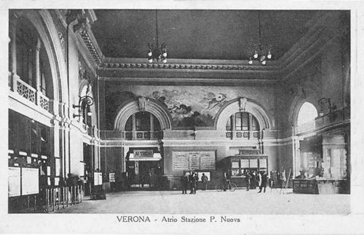 vecchia verona - Stazione Porta Nuova