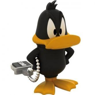 Emtec Pamięć USB Pendrive L105 8GB Daffy Duck Pendrive o pojemności 8GB marki Emtec z licencjonowanej serii Looney Tunes. Model: Daffy Duck