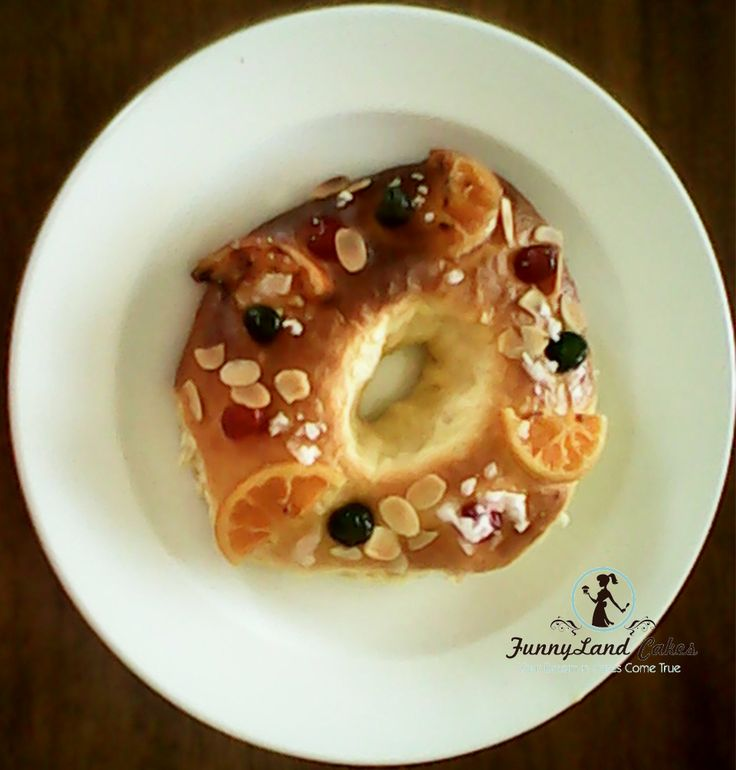 Roscon de Reyes, place your order for Christmas