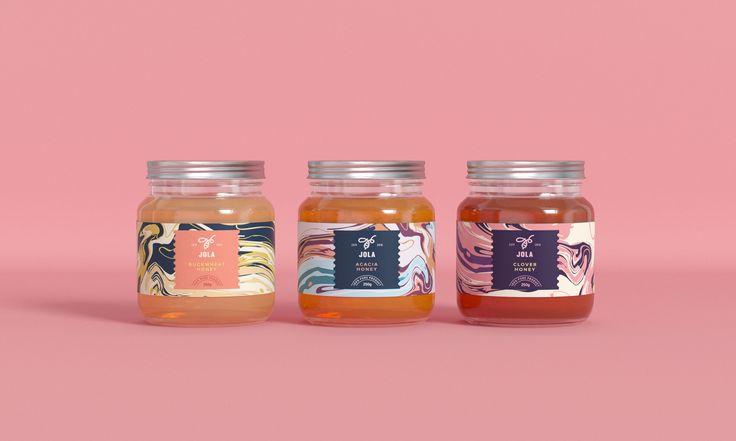 Jola Honey Mix on Behance