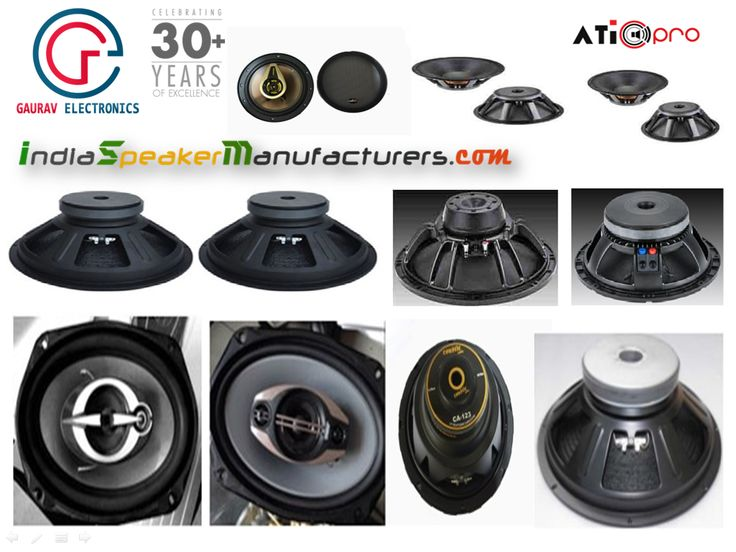 ATI PRO PASpeakers in Delhi . We got a great response of my Gaurav Electronics ATI PRO Speakers and Pa systems we introduced ATI PRO Speakers latest and brand speaker system in various sizes 12'' 15'' 18'' 24'' 28'' 32'' Loud Speakers. Click link and get more details : http://www.gauravelectronics.com/pa-speakers.html