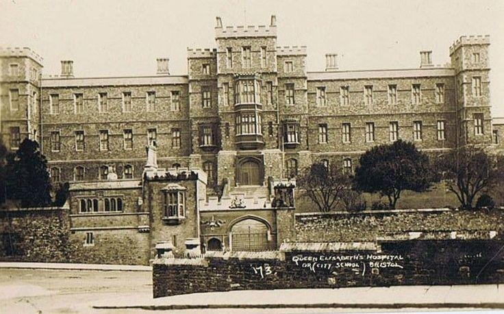 Q E H Bristol. (Queen Elizabeth Hospital School)