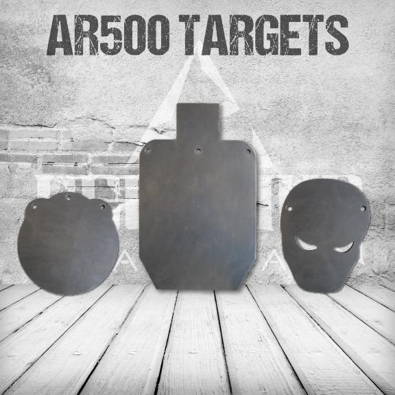 Ar500 Gongs Steel Targets Target Stands Heavy Duty