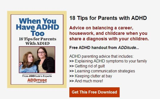 adhd guide workplace