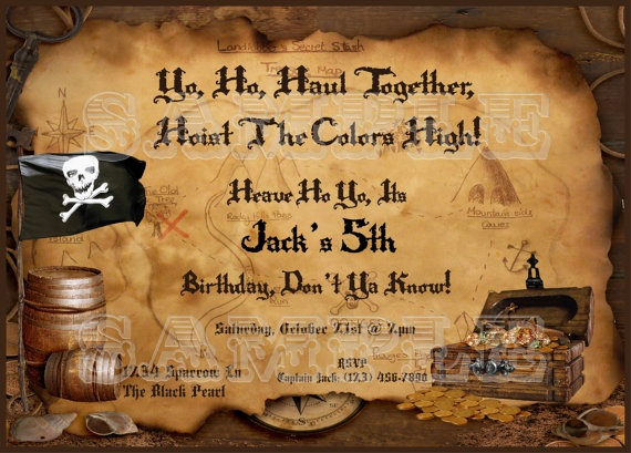 154 Best Images About Caribbean Party Ideas And: 51 Best Images About Pirates On Pinterest