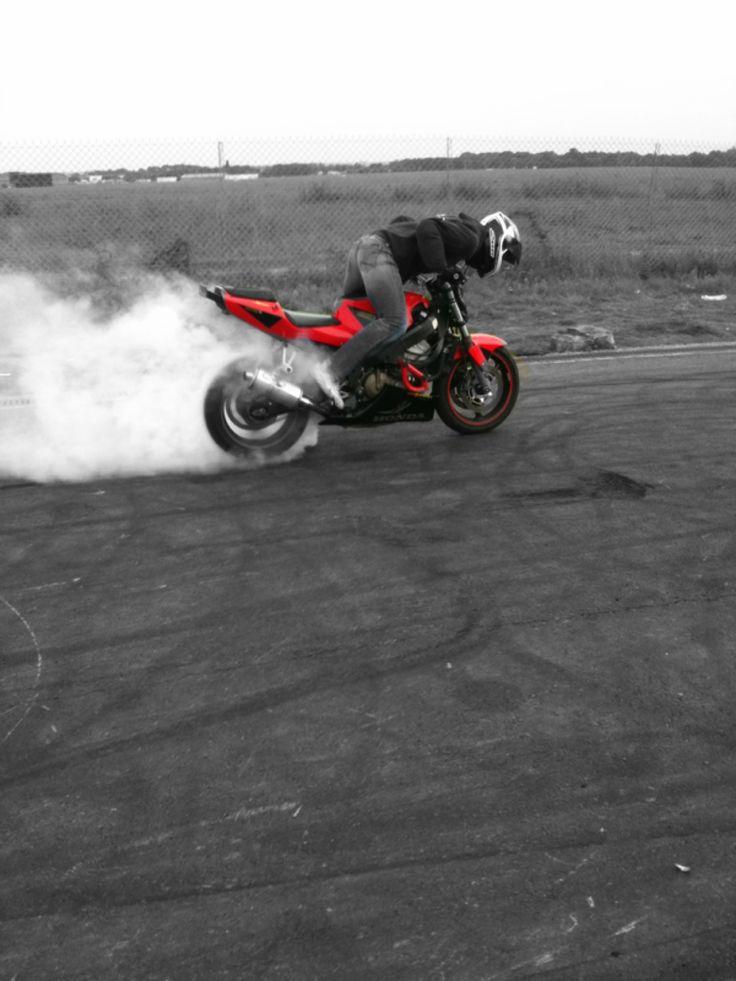 Burn, Stunt, Honda