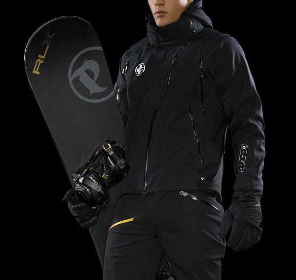 RLX ski clothing. #ski #stuff #menswear