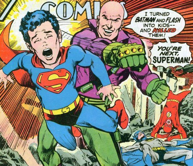 Top 10 Best Comic Book Villains - Toptenz.net/// Lex Luthor