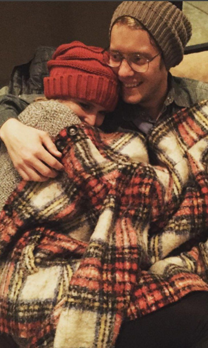 Miranda Lambert Snuggles Up to Her Cute New Boyfriend, Anderson East