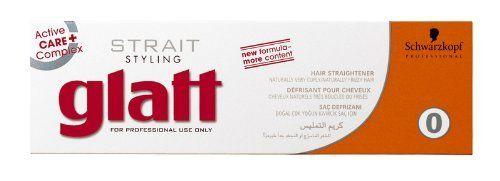 Glatt Hair Straightening Cream  #Glatt  #HairStraighteningCream  #Hair  #Straightening  #Cream  #Schwarzkopf  #Products  #Kamisco