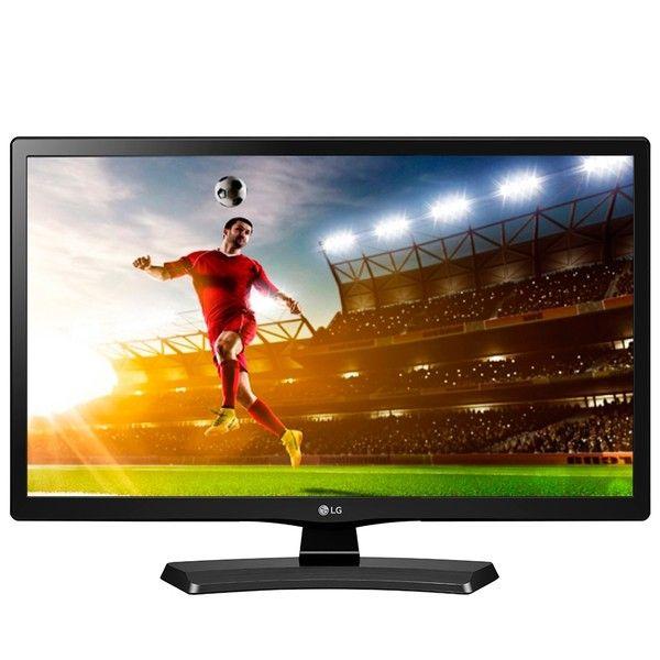 TV Monitor LED LG 23,6´ com Conversor Digital, HDMI, USB - 24MT48DF