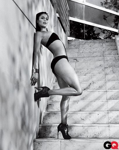 + GQ's Sexiest Women of 2012: Paula Patton (#9)