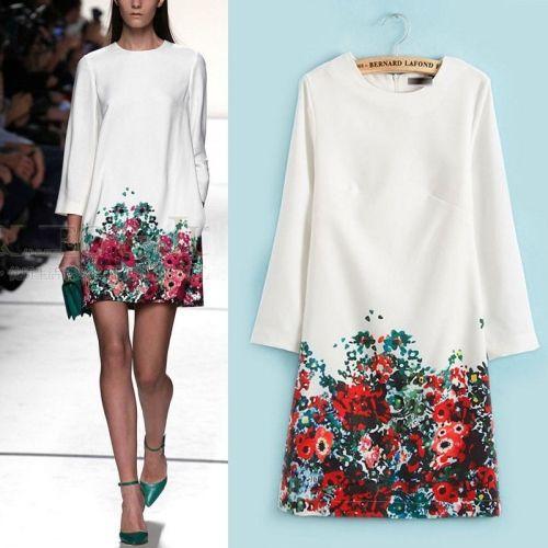 Capisci che una donna è donna anche dal vestito che indossa. Complimenti a chi comprerà quest'abito!!#ad