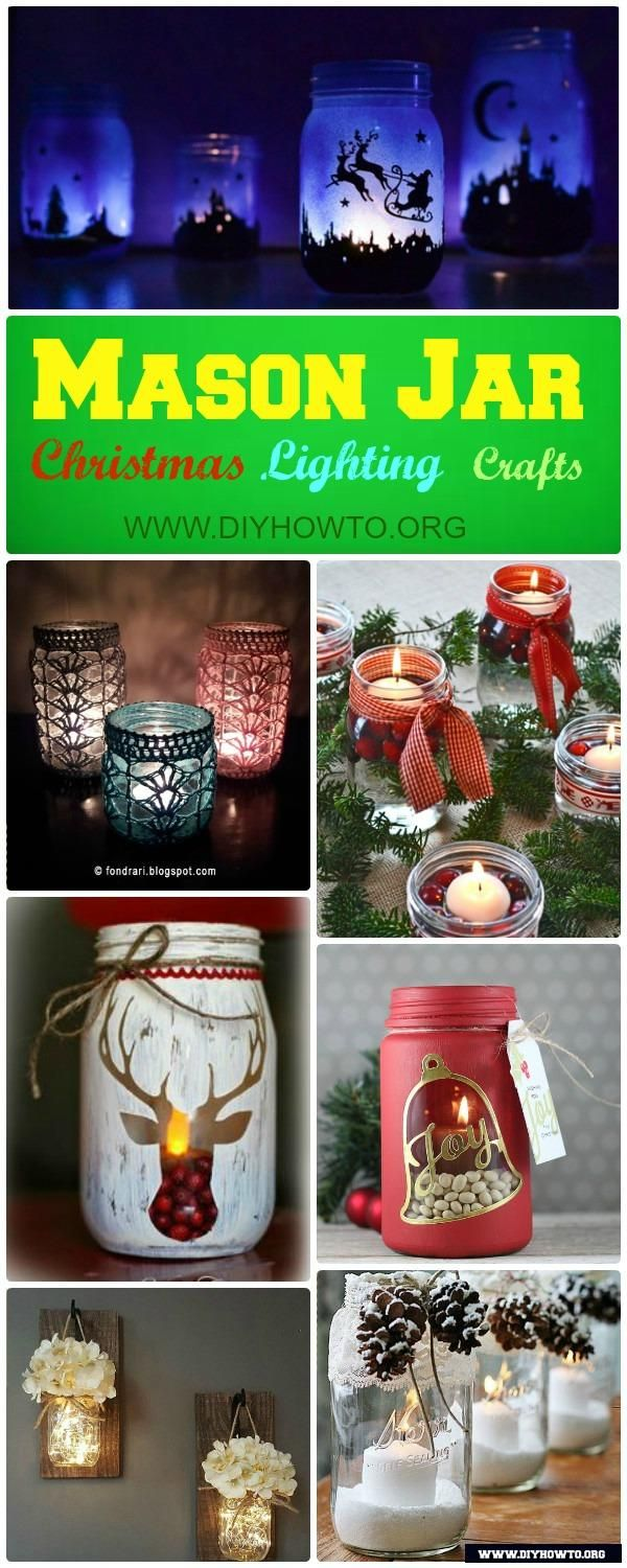 best mason jar crafts images on pinterest centerpieces mason
