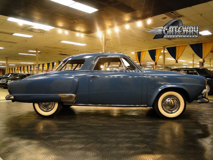 303 best images about Studebaker on Pinterest  Cars Sedans and