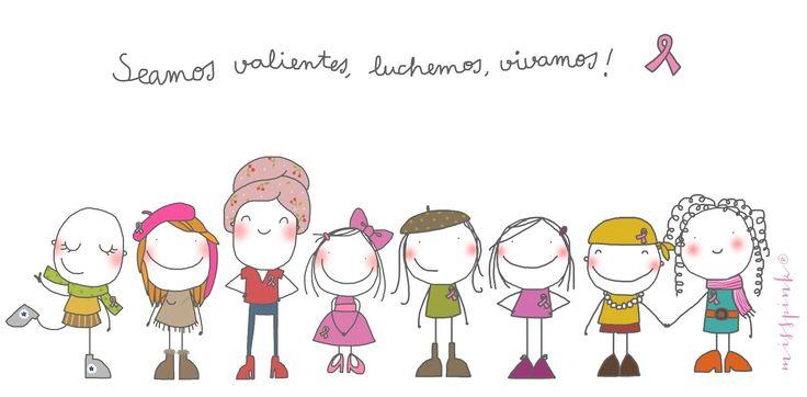 misspink: 19 de Octubre día internacional del cáncer de mama