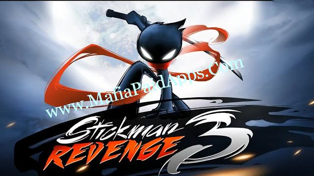 Stickman Revenge 3 v1.0.7 (Mod Money/Ad-Free) Apk   Stickman Revenge 3 - The…