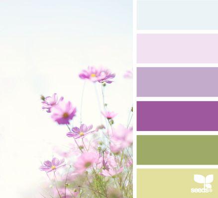 Macetes de Mãe: Sugestões de paletas de cores