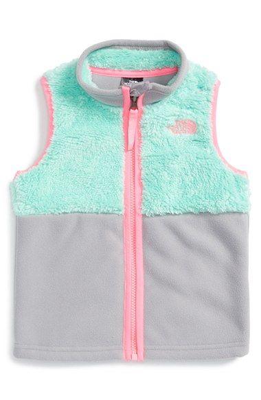 The North Face 'Chimboraza' Zip Vest (Toddler Girls & Little Girls) | Nordstrom