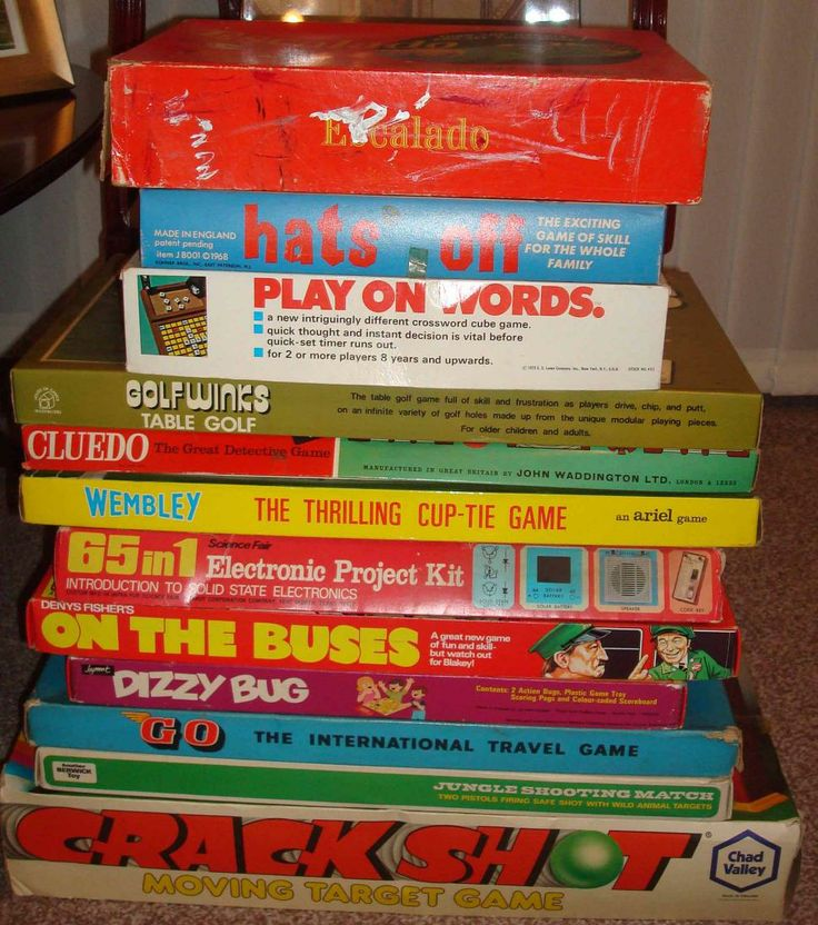 70 s games