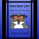 Hoot Book Unit contains vocabulary, comprehension (multiple-choice and constructive response questions), activities to do with the book, and a unit...