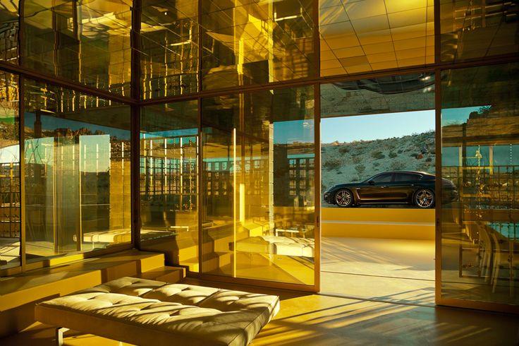 Porsche Panamera with Uli Heckmann | CGI on Behance