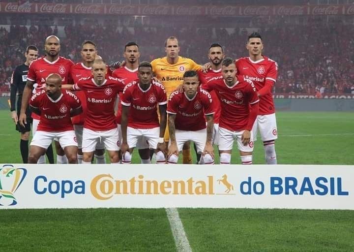 Time Que Eliminou O Palmeiras Nas Quartas De Final Da Copa Do Brasil De 2019 Sport Clube Esportes Sport Clube Internacional