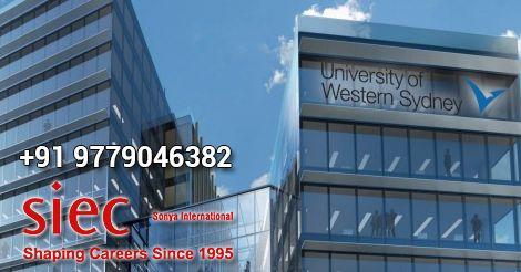 University of Western Sydney at SIEC Education Fair