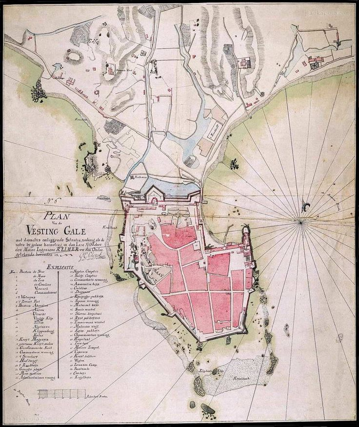 Galle, Ceylon (present-day Sri Lanka), 1790