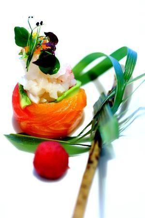 Milaan    Sushi / kunst in Milaan, yum! Basara