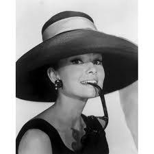 Audrey Hepburn: Hats, Style, Breakfast At Tiffany'S, Breakfast At Tiffanys, Audrey Hepburn, Audreyhepburn, People