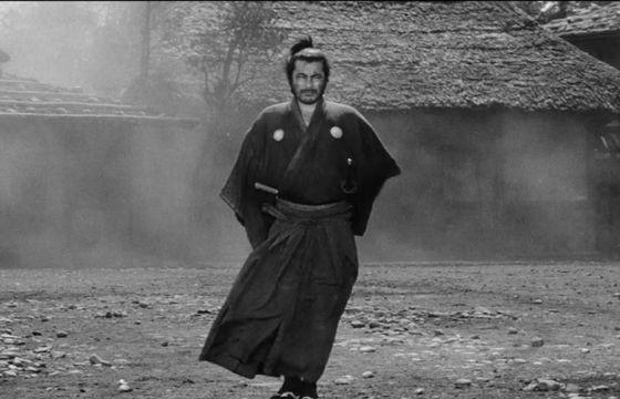 Watch: Akira Kurosawa - Composing Movement