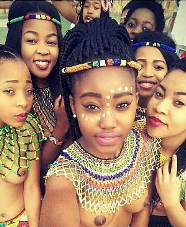 South African Girls