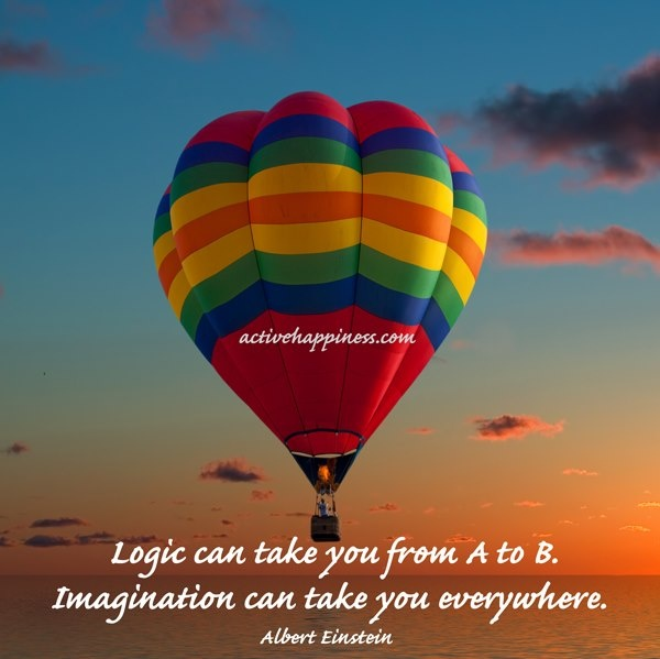 What Does Imagination Have to Do with Positive Thinking?