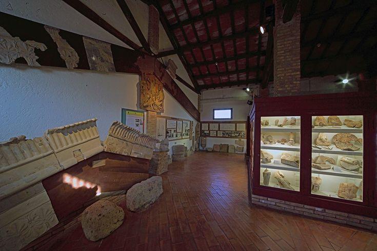 Antiquarium di Pyrgi - Soprintendenza archeologia, belle arti e paesaggio per l'area metropolitana di Roma, la provincia di Viterbo e l'Etruria meridionale