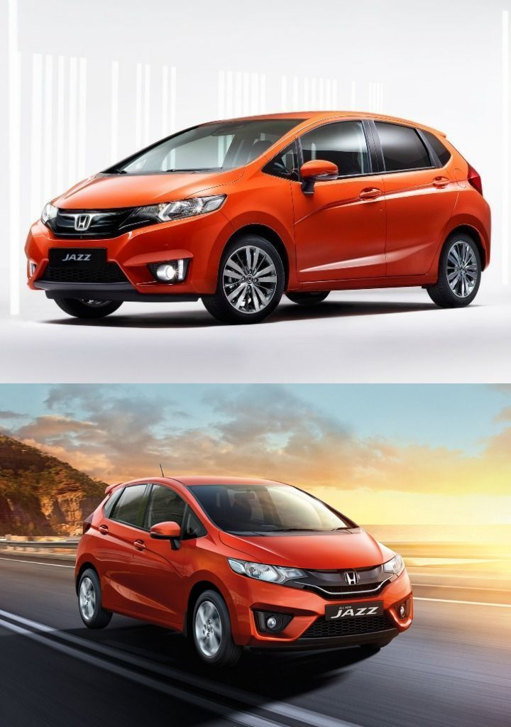 Honda Jazz Offered with Dual Air Bags as Standard